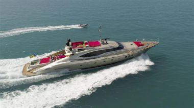 Продажа яхты LUCY II - PALMER JOHNSON 2005