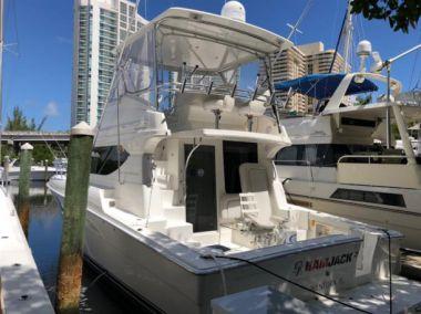 Стоимость яхты RAM JACK II - SILVERTON 2013