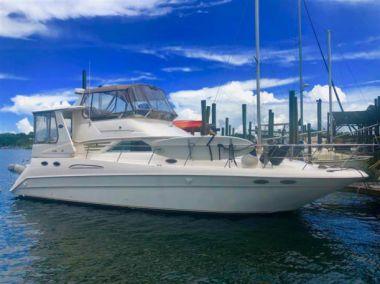 Купить яхту No Name - SEA RAY 420 ACMY в Atlantic Yacht and Ship