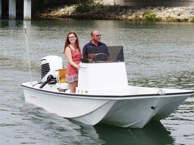 "Buy a yacht Metan Davenport 17 - METAL MARINE 17' 0"""