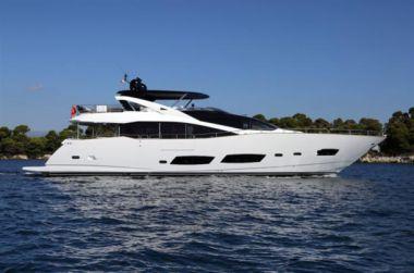 Продажа яхты GELATO - SUNSEEKER 2013
