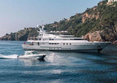 Buy a yacht LADY A - NISHI SHIPYARD