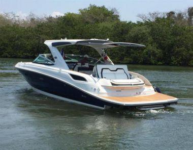 Стоимость яхты (casa) 2017 Sea Ray 350 SLX @ Vallarta  - SEA RAY