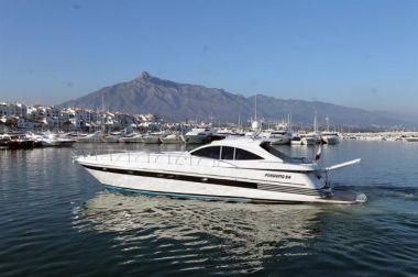 Стоимость яхты Mojito - PERSHING 2001