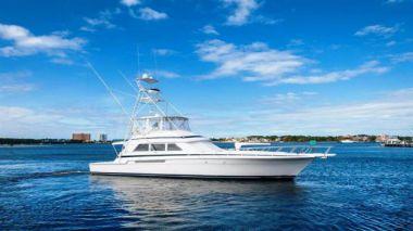 Стоимость яхты Lady Rosa - BERTRAM 1998