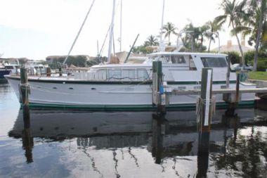 Стоимость яхты Burger Cockpit Yacht