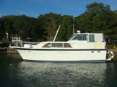 Продажа яхты Odyssee - HATTERAS Double Cabin Motoryacht