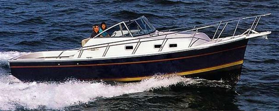 Mainship Pilot 30 - MAINSHIP - Buy and sell boats - Atlantic