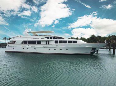 """Buy a yacht ELIZABETH - TRINITY 118' 0"""""""
