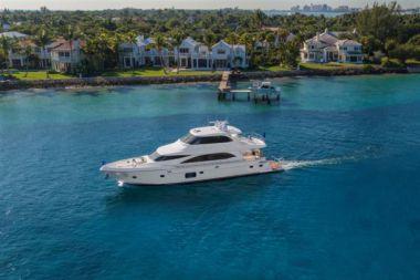 Horizon E75 (New Boat Spec)
