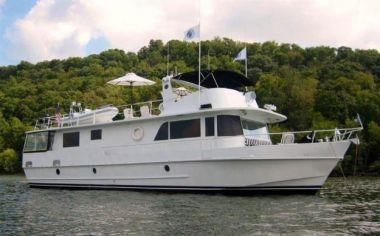 70' Custom Houseboat