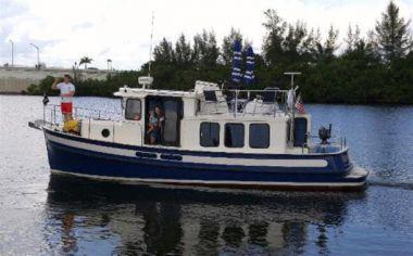 Продажа яхты Nordic Tug 32
