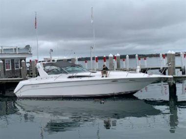 Купить яхту 1991 Sea Ray 350 Sundancer в Atlantic Yacht and Ship