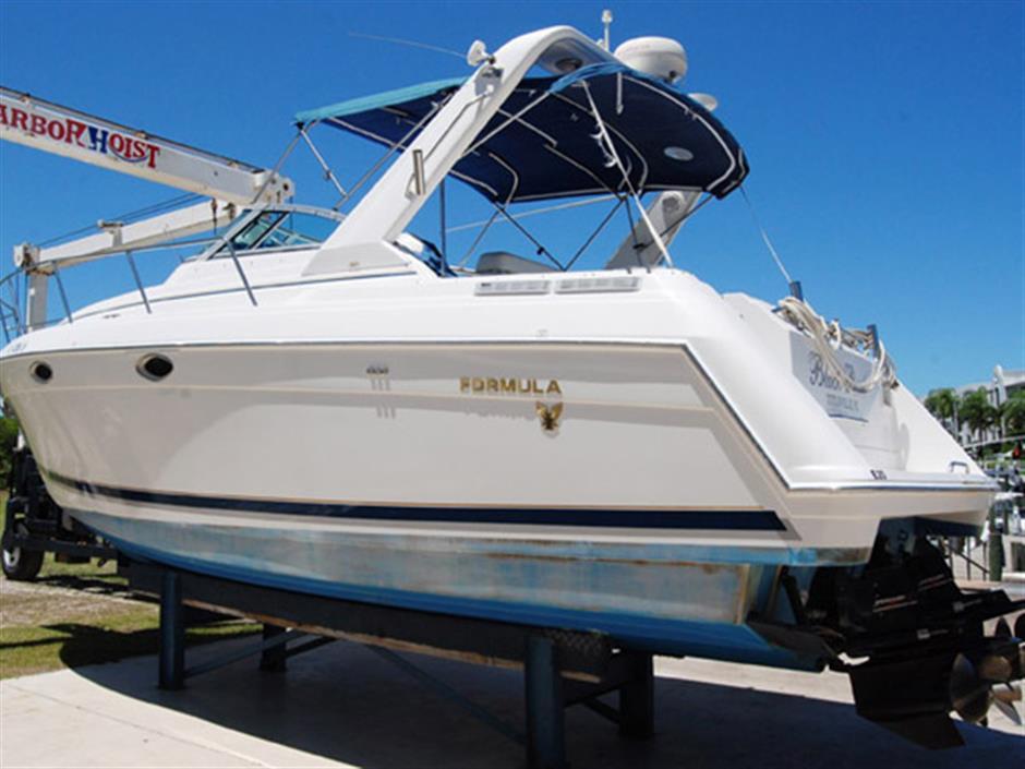 Black Pearl - FORMULA - Buy and sell boats - Atlantic Yacht