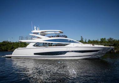 Продажа яхты PEARL 80 - PEARL MOTOR YACHTS