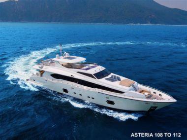 Продажа яхты ASTERIA  - HEYSEA YACHTS Asteria 112