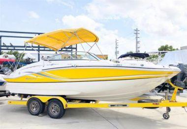 Продажа яхты Hurricane 2200 SD