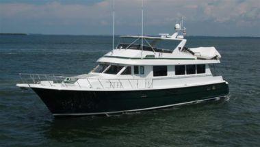 """Стоимость яхты TRIX-SEA - HATTERAS 74' 4"""""""