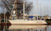 1989 Catalina 42 Geluk yacht sale