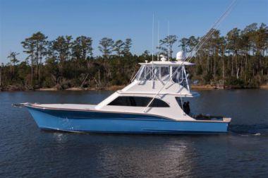 Buy a Bac-In-Five - JARRETT BAY 53 Convertible at Atlantic Yacht and Ship