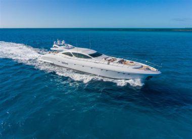 Buy a INCOGNITO - OVERMARINE - MANGUSTA at Atlantic Yacht and Ship