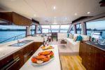 """Whitehaven 6000 Flybridge - CUSTOM 62' 6"""""""