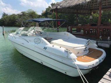 2003 Sessa Marine Islamorada 32  yacht sale
