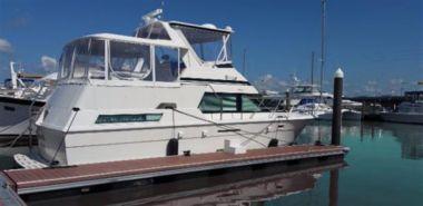Продажа яхты Escape - HATTERAS Double Cabin M.Y.