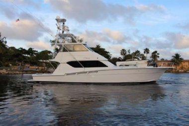 Стоимость яхты El Bohemio - HATTERAS 2002