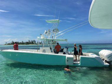 Four Play yacht sale