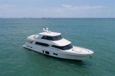 Купить яхту Ocean Alexander 88E в Atlantic Yacht and Ship