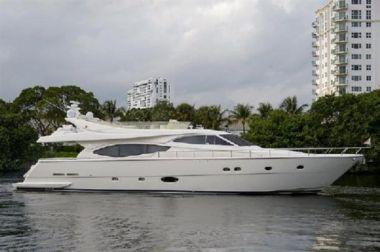 76' Ferretti Yachts - FERRETTI YACHTS 2005