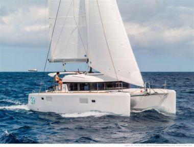 Buy a yacht Lagoon 39 Stock Boat - LAGOON