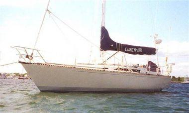 Купить яхту Lumen-Air - C&C YACHTS 44 wing keel в Shestakov Yacht Sales