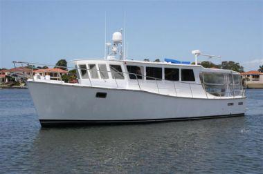 Стоимость яхты Panama