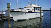 Продажа яхты Nonplus - HATTERAS 53 Classic Motoryacht