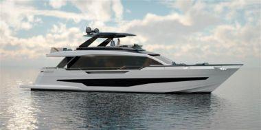 Стоимость яхты - - ASTONDOA