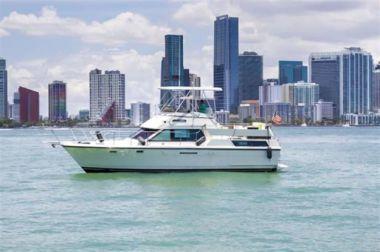 Стоимость яхты White Knight  - HATTERAS 1988