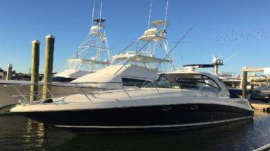 Стоимость яхты Satisfied - SEA RAY