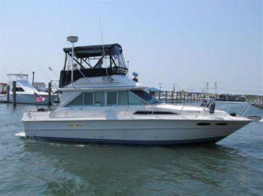 Buy a LADY BLUE - SEA RAY 340 Sedan Bridge at Atlantic Yacht and Ship