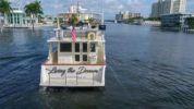 Стоимость яхты Living The Dream - OFFSHORE YACHTS 2004