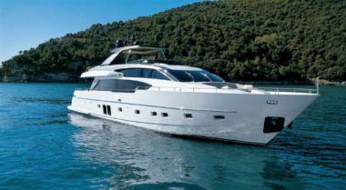 Стоимость яхты Sanlorenzo SL86
