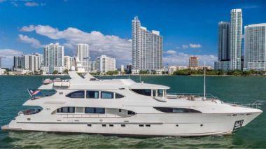 Продажа яхты ME - IAG 127' Primadonna
