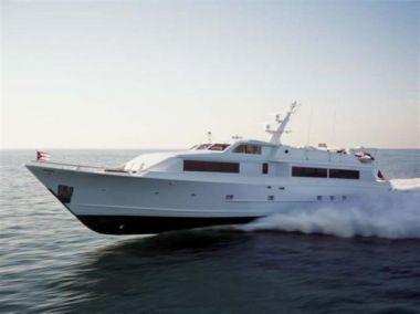 Купить яхту THUNDERBALL в Atlantic Yacht and Ship