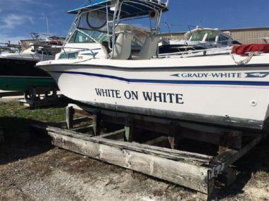 Лучшая цена на 24 1988 Grady-White Offshore 24 - GRADY-WHITE