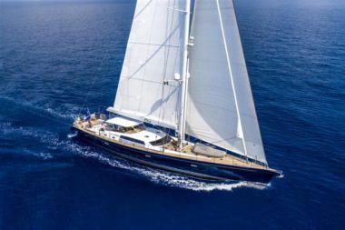 "Infinity - CNB 95' 2"" yacht sale"