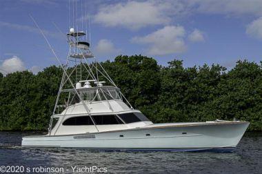 """Стоимость яхты Ann Marie - MERRITT BOAT WORKS 65' 0"""""""