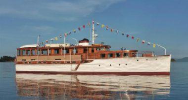 """Стоимость яхты Halcyon Seas - CLASSIC YACHT 78' 0"""""""