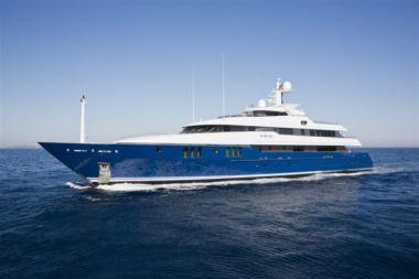 """Sarah - AMELS 203' 5"""" yacht sale"""