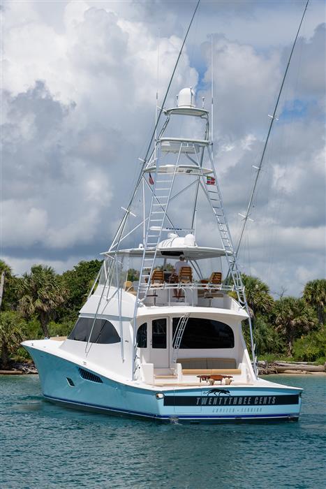 TWENTYTHREE CENTS - VIKING - Buy and sell boats - Atlantic Yacht and